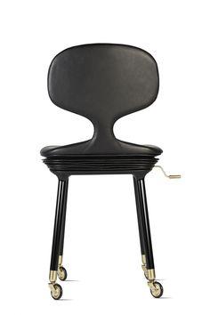 Nika Zupanc: Homework Chair