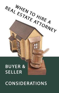 When should you hire a #realestate #attorney?  Learn more: http://www.swohiorealestate.com/blog/when-to-hire-a-real-estate-attorney.html