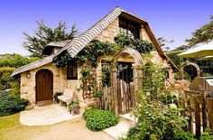 fairy tale cottage interiors - Google Search