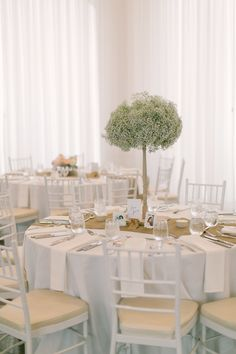 #table-settings, #babys-breath  Photography: Ruth Eileen Photography - rutheileenphotography.com  Read More: http://www.stylemepretty.com/2013/10/16/newport-wedding-from-ruth-eileen-photography/