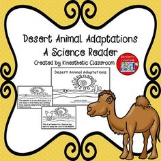 A+little+coloring+book+that+teaches+about+adaptations+in+desert+animals.+Animals+included+are+an+ostrich,+a+scorpion,+a+camel,+a+gecko,+a+meerkat,+a+jackrabbit,+a+desert+tortoise,+and+a+fennec+fox.The+last+page+is+interactive+so+the+kids+can+write+and+illustrate+their+own+page.Thanks+so+much+to+educlips+for+her+amazing+illustrations!Thanks+for+looking!AnnieTags:+science,+reader,+animals,+desert,+adaptations,+coloring+book,+habitats