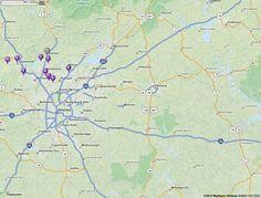 Holly St Canton Georgia MapQuest A Bit Faster Locksmith - Mapquest georgia