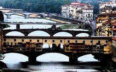 Florencia Ponte Vecchio Disponivel na Getty Images  Creative (RF)  #137442518  Flickr