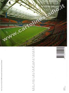 € 0,70 - code : NED-004 - AMSTERDAM ArenA - stadium postcard cartolina stadio carte stade estadio tarjeta postal