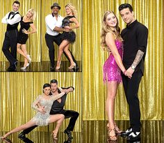 Dancing With the Stars' season 20 cast includes Rumer Willis, Patti LaBelle, Suzanne Somers, Willow Shields, Nastia Liukin, and more -- see the first pics of the celebs with their pro partners!