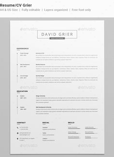 resume resumes stationery free resume cv curriculum vitae