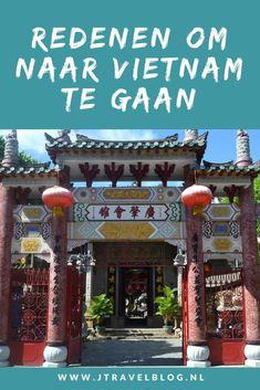 In deze blog geef ik je 9 redenen om naar Vietnam te gaan, zoals de natuur, de vriendelijke mensen, het strand, de geschiedenis, het eten en de mooie steden. Lees je mee? #vietnam #redenenomnaarvietnamtegaan #jtravel #jtravelblog Hanoi, Nars, Vietnam, Om, Pergola, Outdoor Structures, Travel, Viajes, Outdoor Pergola
