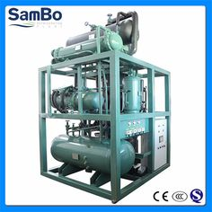 2017 New Design CE SamBo Ice Plant For Hotel Bars 10Tons/Day Tube Ice Machine With Touch Screen