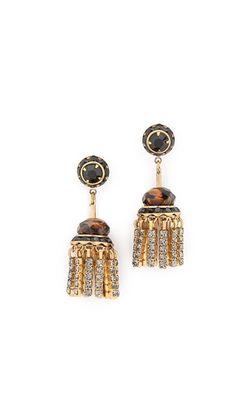 Elizabeth Cole Camila Earrings