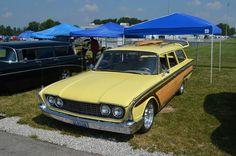 Cool 60 wagon