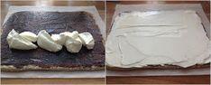 Maková roláda s tvarohem a povidly Pavlova, Pudding, Cheese, Desserts, Food, Author, Salads, Tailgate Desserts, Deserts