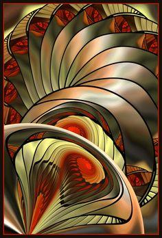 06 02 apo by SuicideBySafetyPin♥ (fractal art) Fractal Images, Fractal Art, Benfica Wallpaper, Fractal Design, Op Art, Sacred Geometry, Fractal Geometry, Oeuvre D'art, Art Forms