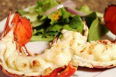 Citrus Lobster Tails Recipe