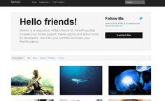 25 Free Photography WordPress Themes