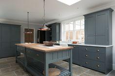 The beautiful Hampton Court Kitchen by deVOL