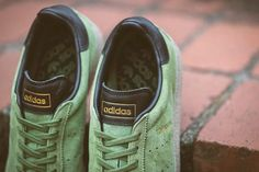 Adidas Topanga Clean (Green)