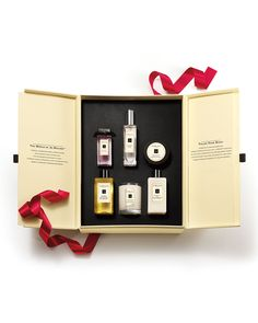 Beautiful Jo Malone Holiday Collection http://rstyle.me/~30yHi