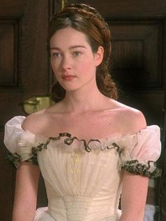 Cristiana Capotondi as Kaiserin Elisabeth (Empress Elisabeth of Austria) in Sisi (2009). http://www.imdb.com/title/tt1442136/