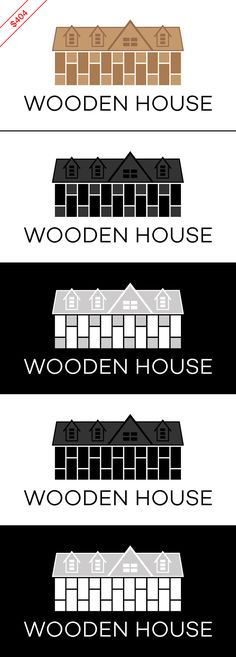 $404 House logo / real estate logo / hotel logo. This stylish, spacious and welcoming concept will be customized with your brand name and color preferences. Businesses: real estate agency, realtor, home accessories store, home decor store, architecture firm, property management company, housing firm, renovation company, roofing firm, DIY store, hotel, sawmill, wood work firm, lumberjack, arts & crafts supply store, relocation company.