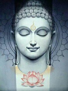 Buddha with lotus flower: Prune, Buddhism, Lotus, It Was, Inspiration . Tattoo Buddhist, Buddhist Art, Buddhist Wisdom, Buddha Kunst, Buddha Zen, Buddha Lotus, Buddha Peace, Buddha Doodle, Baby Buddha