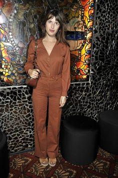 Jeanne Damas | Chloé's Spring 2015 After-Party