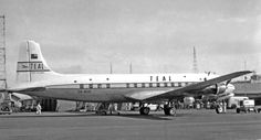 TEAL, DC-6