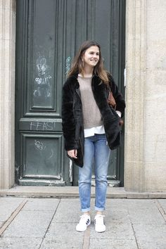 Street style denim. Street Style VIgo