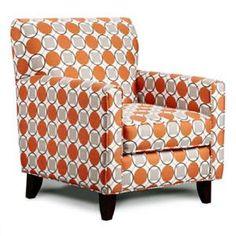 Nebraska Furniture Mart – Xenia Accent Chair in Aura Granite