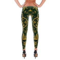 Dulce leggings and yoga pants by Grace Moda. Stylish, durable, and a hot fashion staple. Visit us at: http://Grace.Moda
