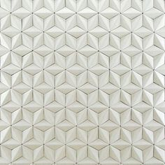Hishigata Ceramic Tiles From Kenzan Architonic Texturetexture Designwall Patternstextures