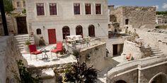 Gorgeous! Hezen Cave Hotel, Ortahisar, Cappadocia, Turkey