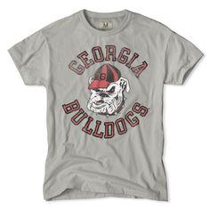 Georgia Bulldogs Football T-Shirt