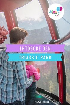 Steinplatte Triassic Park in Waidring Hotels, Welcome, Baseball Cards, Hiking With Kids, Holiday Travel, Amusement Parks