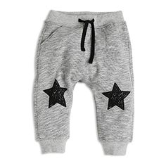 Sweatpants with Print Black