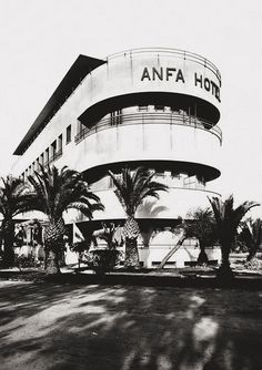 anfa hotel casablanca by Pascal PLAZA, via Flickr