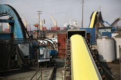 Bulk Sulfur exported to Mexico!