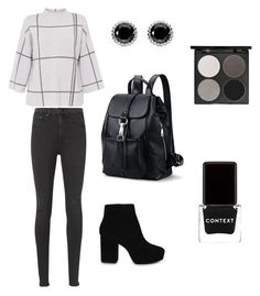 """Untitled #28"" by sofiaskvrekova on Polyvore featuring L.K.Bennett, rag & bone, ALDO, Thomas Sabo, Context and Gorgeous Cosmetics"