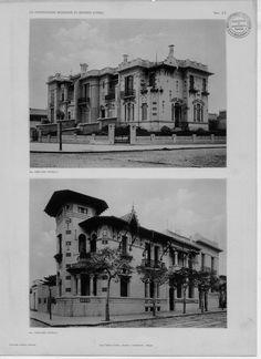 Le costruzioni moderne di Buenos Ayres