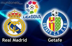 Real Madrid vs Getafe Live Soccer, Sport Watches, Real Madrid
