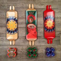 Get ready for a big adventure with the Pantheon LDP boards #longboards #pantheonlongboards #longboard #sickboards #skate #downhillskateboarding #abec11 #orangatangwheels #ldp #longdistancepumping #seismicwheels
