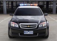 2011 Chevrolet Caprice Police Patrol Vehicle