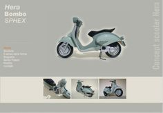 concept scooter - Google 搜索