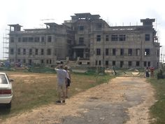 old+hotel. Palace Hotel, Abandoned Places, Street View, Dolphins, Wayfarer, Patio, Ruins, Ruin
