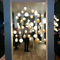 Seen @ Toronto's Interior Design Show - #todesign #IDS16 #interiordesign #decor