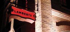 Lamberts BBQ, simply epic