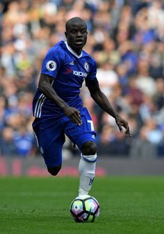 The Football Writers' Association player of the year award went to Chelsea midfielder N'Golo Kante. Here Sportsmail's team of football writers reveal who they awarded their votes to. Brazil Vs Argentina, Chelsea Fc Players, N Golo Kante, Man Of The Match, Watch Football, Chelsea Football, Stamford Bridge, Soccer World, Burnley