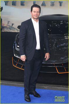 "Mark Wahlberg – ""Transformers: The Last Knight"" Premiere in London — June 18, 2017"