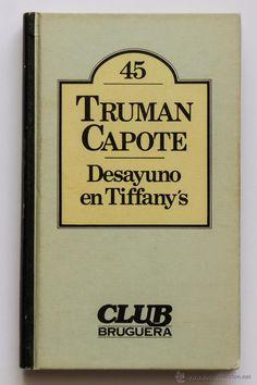 DESAYUNO EN TIFFANY´S - TRUMAN CAPOTE- El Desván de Bartleby C/.Niebla 37. Sevilla