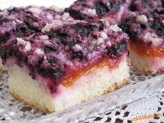 Ovocný koláč s posýpkou | Mimibazar.sk Cheesecake, Baking, Desserts, Food, Google, Basket, Tailgate Desserts, Deserts, Cheesecakes