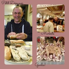 @aprilhaddock - @BrittanyFerries #ForAnyone Love France's petit déjeuner with fresh baguettes, great markets and giant garlic.